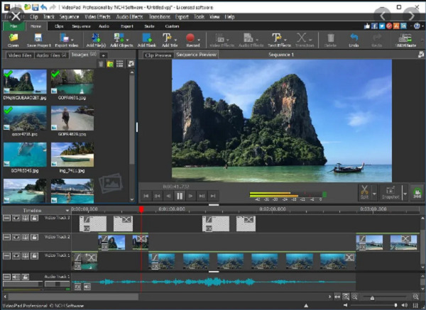 Ghép video bằng Windows Movie Maker